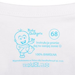 Baby Instructions - Body z instrukcją dla Taty