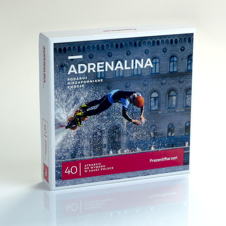 Zestaw adrenalina